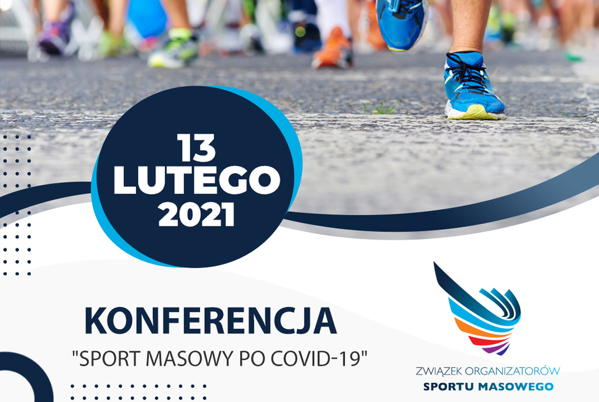 "Program konferencji ""Sport masowy po Covid-19"""